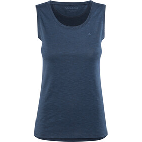 Schöffel Namur2 T-shirt zippé Femme, dress blues